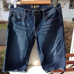 Womans Lucky Brand Jean Shorts.